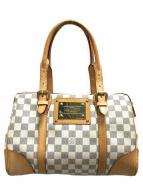 ()の古着「ハンドバッグ」|ホワイト×グレー