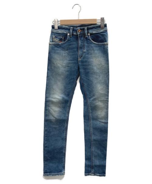 DIESEL(ディーゼル)DIESEL (ディーゼル) ジョグジーンズ インディゴ サイズ:26 THOMMER-Tの古着・服飾アイテム