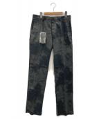 JIL SANDER(ジルサンダー)の古着「パンツ」|ブラック×グレー