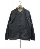COMME des GARCONS(コムデギャルソン)の古着「CDGコーチジャケット」 ブラック