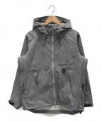 SNOWPEAK(スノーピーク)の古着「2.5L Wanderlust Jacket」 グレー