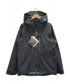 GOLDWIN(ゴールドウィン)の古着「マウンテンジャケット」|ブラック