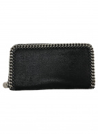 STELLA McCARTNEY(ステラマッカートニー)の古着「長財布」|ブラック