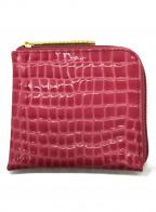 ATAO(アタオ)の古着「コンパクトウォレット」 ピンク