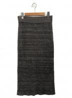 Deuxieme Classe(ドゥーズィエムクラス)の古着「ikat風スカート」 ブラウン