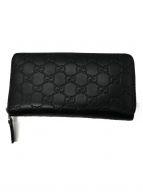 ()の古着「長財布」|ブラック