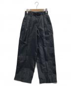 THE ROW(ザ ロウ)の古着「LUSSAY PANT」|ブラック