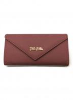 Folli Follie(フォリフォリ)の古着「長財布」|ピンク