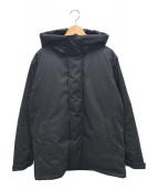 ()の古着「TCウェザー ダウン ジャケット」|ブラック