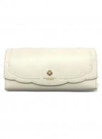 Samantha Thavasa PETIT CHOICE(サマンサタバサプチチョイス)の古着「長財布」|オフホワイト