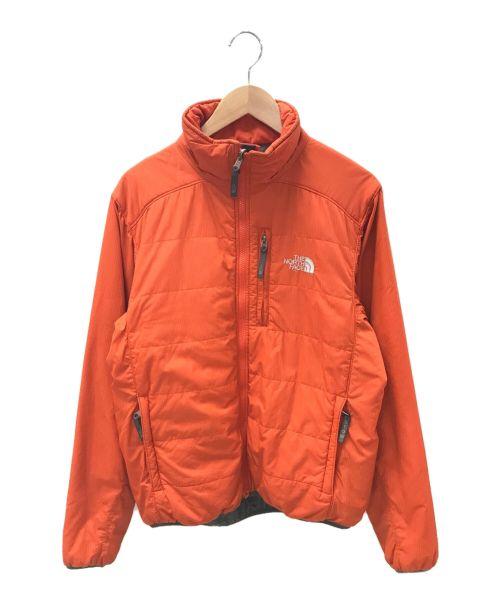 THE NORTH FACE(ザ ノース フェイス)THE NORTH FACE (ザ ノース フェイス) レッドポイントジャケット オレンジ サイズ:Sの古着・服飾アイテム