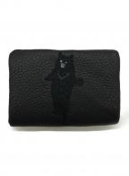 ear PAPILLONNER(イア パピヨネ)の古着「財布」 ブラック