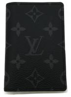 LOUIS VUITTON()の古着「オーガナイザー・ドゥ ポッシュ」|ブラック