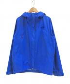 THE NORTH FACE(ザ ノース フェイス)の古着「ドットショットジャケット」|ブルー