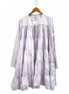 merlette(マーレット)の古着「ソリマンドレス」|ラベンダー
