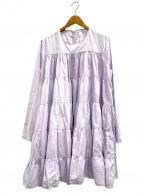 merlette(マーレット)の古着「ソリマンドレス」 ラベンダー