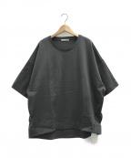 gelato pique(ジェラート・ピケ)の古着「スポーティーロゴポンチプルオーバー」|ブラック
