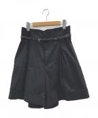 Y-3(ワイスリー)の古着「ハーフパンツ」|ブラック