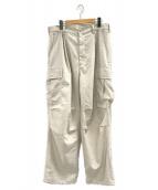()の古着「T/L 6ポケットカーゴパンツ」 ベージュ