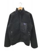 ()の古着「レトロXジャケット」 ブラック