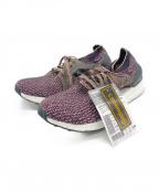 adidas(アディダス)の古着「ランニングシューズ」|パープル