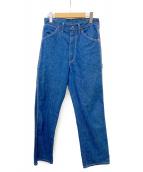 BLUE BELL(ブルーベル)の古着「70s ペインターパンツ」|インディゴ