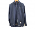 NEW BALANCE(ニューバランス)の古着「プレシジョンラン 3in1 ジャケット」|ブラック