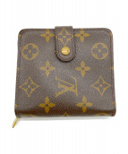 LOUIS VUITTON(ルイヴィトン)の古着「コンパクト・ジップ」