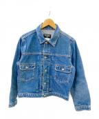 POLO JEANS CO.(ポロジーンズカンパニー)の古着「2ndタイプデニムジャケット」|インディゴ