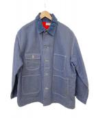 Sears(シアーズ)の古着「70sカバーオール」|インディゴ