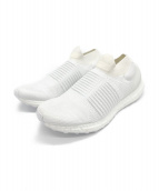 adidas(アディダス)の古着「ハイテクスニーカー」 ホワイト