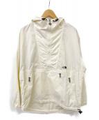 THE NORTH FACE(ザノースフェイス)の古着「アノラックパーカー」 ホワイト