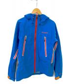 Columbia(コロンビア)の古着「ラックローモンドジャケット」|ブルー×オレンジ
