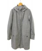 OGAWA CAMPAL(オガワキャンパル)の古着「3WAYモッズコート」|グレー