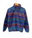 Patagonia SYNCHILLA(パタゴニア シンチラ)の古着「シンチラスナップT」|ネイビー