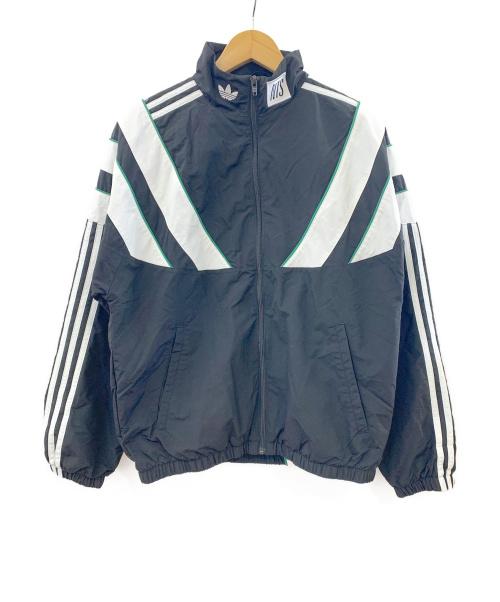 adidas(アディダス)adidas (アディダス) トラックジャケット ブラック サイズ:日本サイズS NTS BLNT 96 TRACK TOPの古着・服飾アイテム