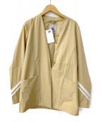 le coq sportif(ルコック・スポルティフ)の古着「テーラードジャケット」|ベージュ
