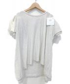 bedsidedrama(ベッドサイドドラマ)の古着「Tシャツ」|グレー