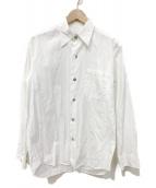 agnes b homme(アニエスベーオム)の古着「長袖シャツ」|ホワイト