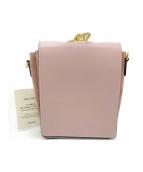 MARCO BIANCHINI(マルコ ビアンチーニ)の古着「2WAYバッグ」|ピンク