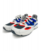 adidas(アディダス)の古着「スニーカー」|ホワイト×オレンジ
