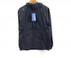DESCENTE(デサント)の古着「タクティーム2WAYパディングジャケット」 ブラック