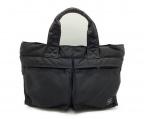 PORTER(ポーター)の古着「ハンドバッグ」|ブラック