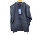 DECENT(デサント)の古着「タクティーム2WAYパディングジャケット」|ブラック