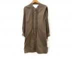 Ameri(アメリ)の古着「長袖ワンピース」 グレー
