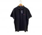 POLO RALPH LAUREN(ポロ・ラルフローレン)の古着「ポロシャツ」|ブラック