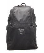 marimekko(マリメッコ)の古着「バックパック」|ブラック