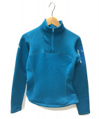 ARCTERYX(アークテリクス)の古着「フリースジャケット」|ブルー