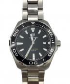 TAG Heuer(タグホイヤー)の古着「腕時計」|ブラック