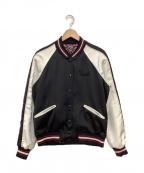 COACH(コーチ)の古着「リバーシブルブルゾン」|ブラック